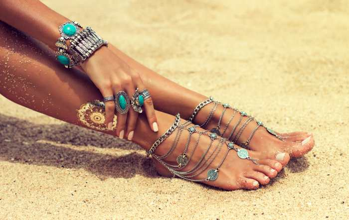 What Do Anklets Symbolize