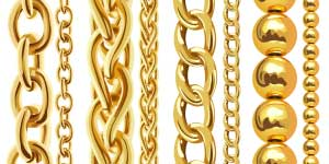 Chains 14k Gold