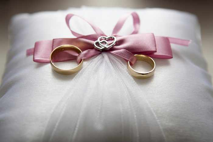 what does wedding rings symbolize