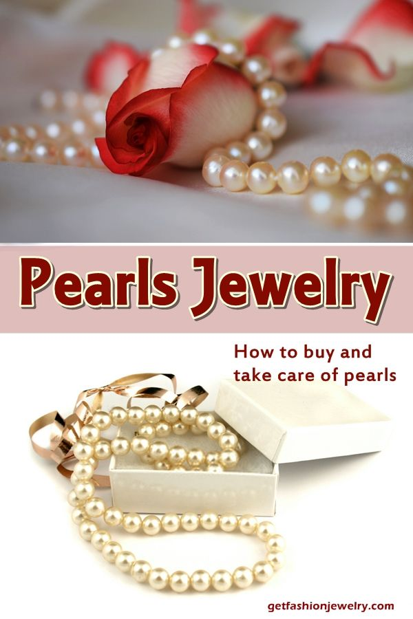 How To Buy And Take Care Of Pearls. A Pearl's Surface Quality Is Usually An Indicator Of Its Authenticity.. #pearls