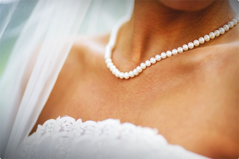 Bridal Jewelry Sets. Bridal Necklace. #pearls